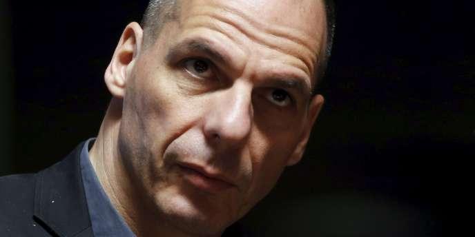 Yanis Varoufakis, le 19 juin à Luxembourg.