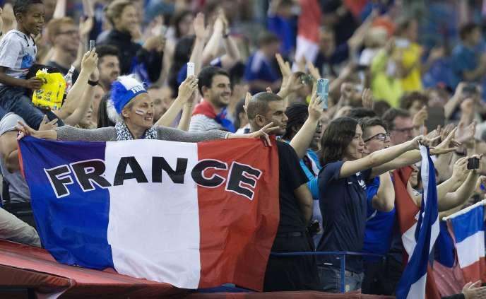 En dehors du Stade olympique, où les supporteurs français se sont fait entendre, la ville de Montréal ne vibre pas encore pour le Mondial féminin.