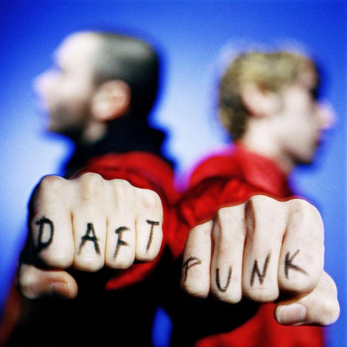 Daft Punk au moment de la parution de leur premier album