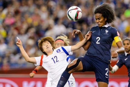Wendy Renard et les Bleues ont déjà leur billet en poche pour les JO de Rio.