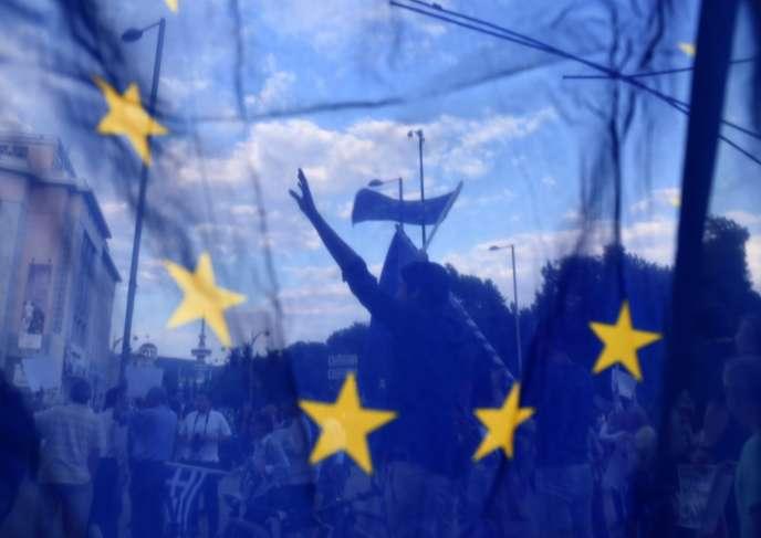 «Imaginons que la France envoie à son tour un signal populiste. Un scénario tout à fait vraisemblable» (Rassemblement pro-européen à Thessalonique (Grèce), le 22 juin 2015).
