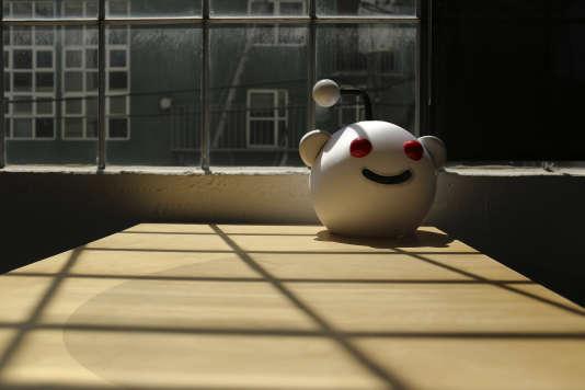 La mascotte de Reddit.