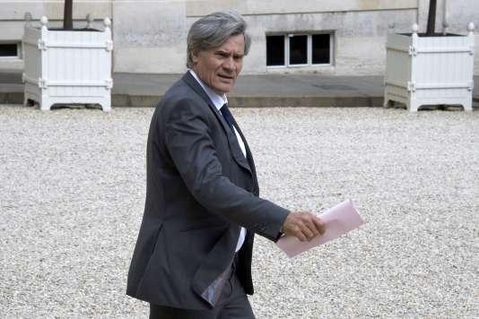 L'ex-ministre de l'Agriculture Stéphane Le Foll.