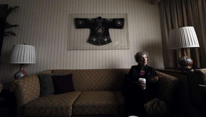 Margaret Atwood, en mars 2009.