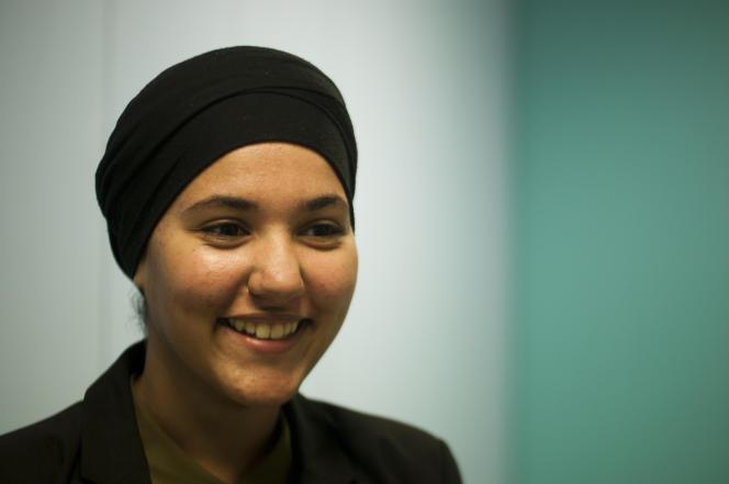 Siwar, 15 ans et candidate au brevet cette année