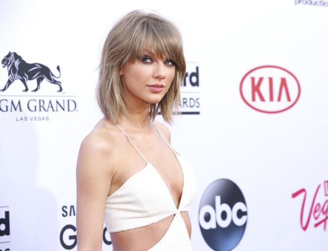 La chanteuse Taylor Swift, le 17 mai.