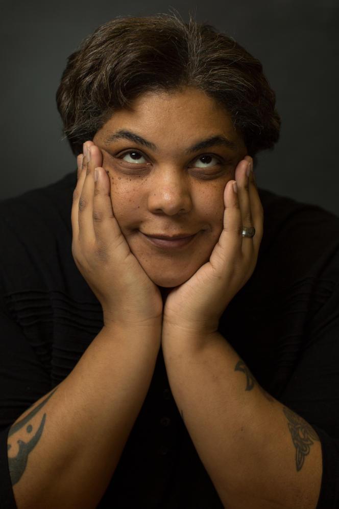 Roxane Gay, en janvier 2014.