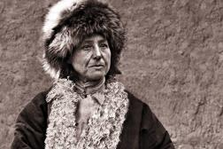 L'exploratrice Alexandra David-Néel (1868-1969).