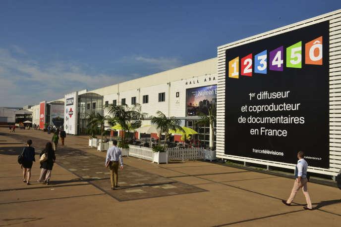 La 26e édition du Sunny Side of the Doc, marché international du documentaire, à la Rochelle  2015.