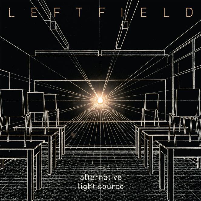 Pochette de l'album  « Alternative Light Source », de Leftfield.