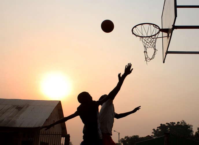 A Bangui, en Centrafrique en 2013.
