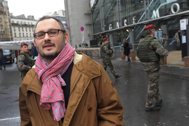 Yves Trotignon, à Paris, en janvier 2015.