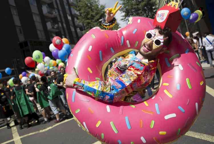 Après l'attentat en Tunisie qui a coûté la vie à au moins quinze Britanniques, vendredi, les mesures de sécurité avaient été renforcées pour la Gay Pride de Londres.