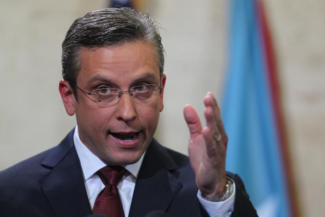 Le gouverneur de Porto Rico, Alejandro Garcia Padilla, a affirmé dimanche28juin que l'île était dans l'incapacité de surmonter sa dette de72milliards de dollars.
