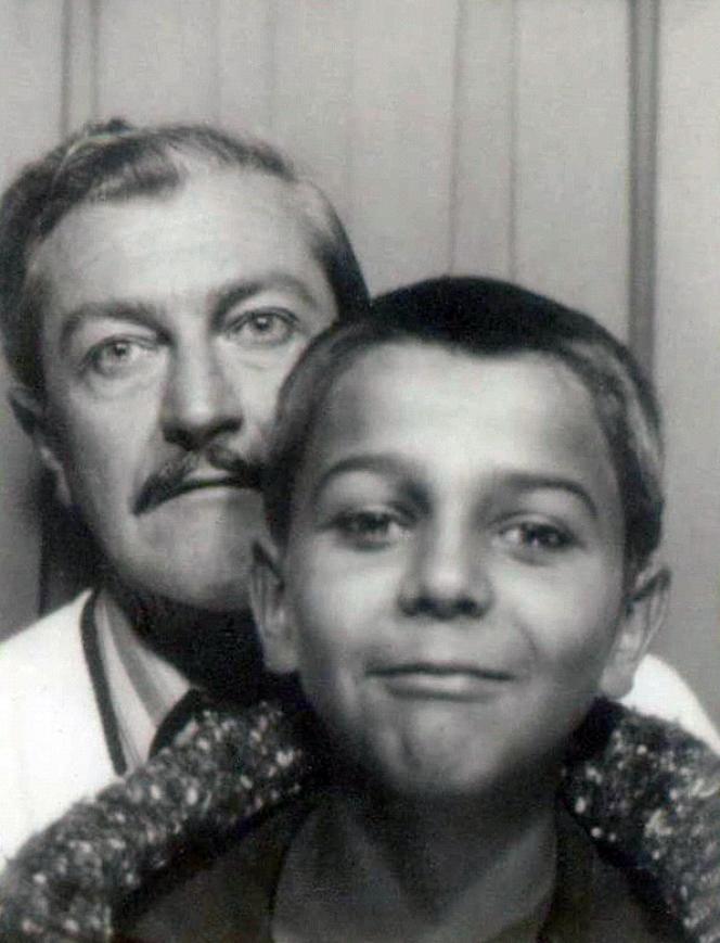 Le juge Renaud et son fils Francis