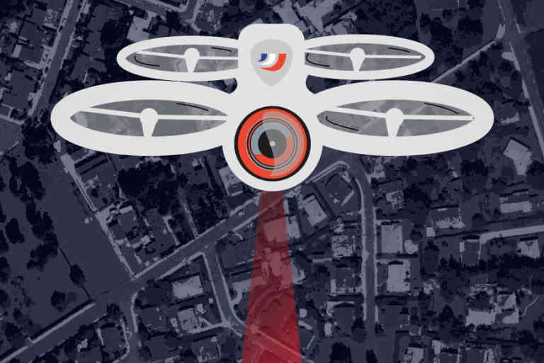 Drone de police