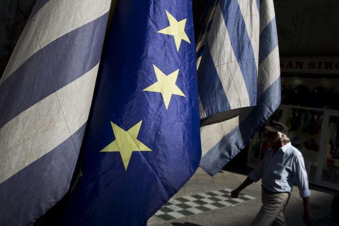 Pour la plupart des économistes, imposer la poursuite de l'austérité à la Grèce, retombée en récession, n'a pas de sens et restructurer la dette hellène est inéluctable.