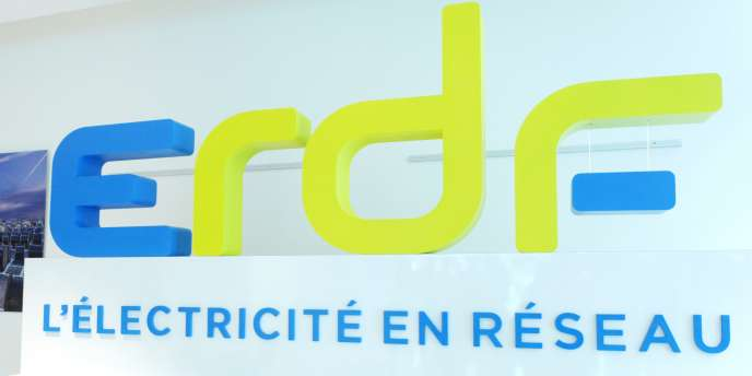 ErDF, qui va s'appeler Enedis, avait changé de logo en 2015.