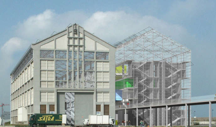 Le Fonds régional d'art contemporain (Frac) Nord-Pas-de-Calais, réalisé par les architectes Lacaton et Vassal, est au menu du premier numéro de la série de France Inter