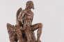 """Gustave Moreau, """"Prométhée"""", cire sur armature métallique."""