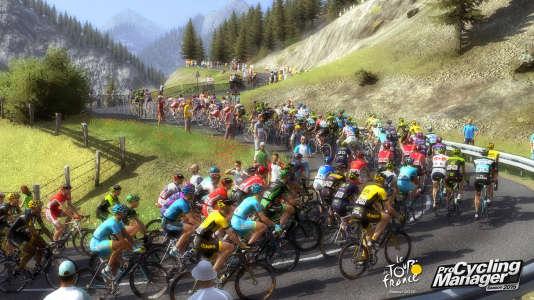 Tour de France 2015, le jeu vidéo.