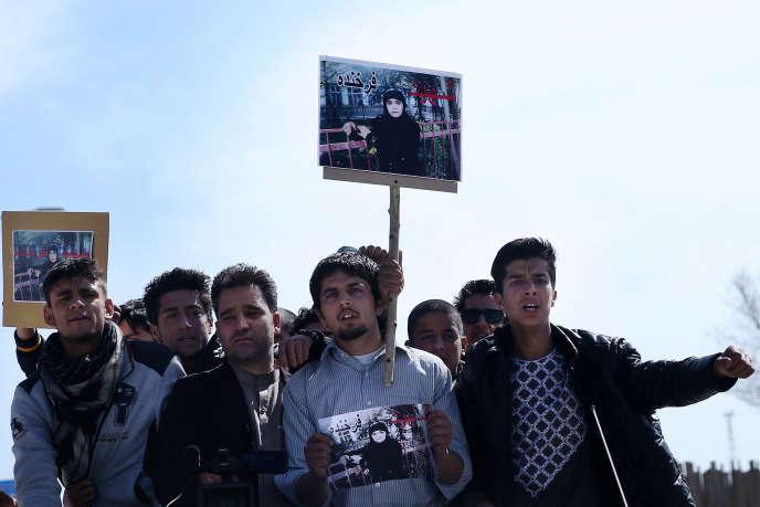 En mars 2015, la mort de Farkhunda avait soulevé une vague de protestation dans tout le pays, ainsi qu'à l'étranger.