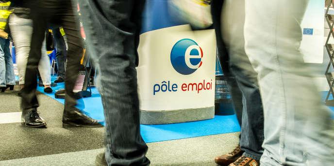 Une agence Pole emploi de Lille, en mai.