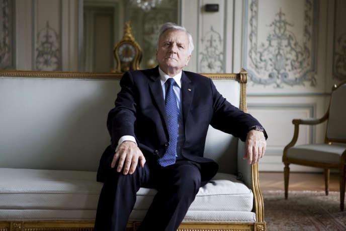 Jean-Claude Trichet, en juin 2012.