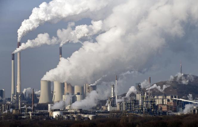 D'ici 2020, l'Allemagne s'est donné pour objectif  de réduire de 20 % ses émissions de CO2, par arapport à 1990