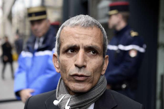 Malek Boutih, à Paris en 2014.
