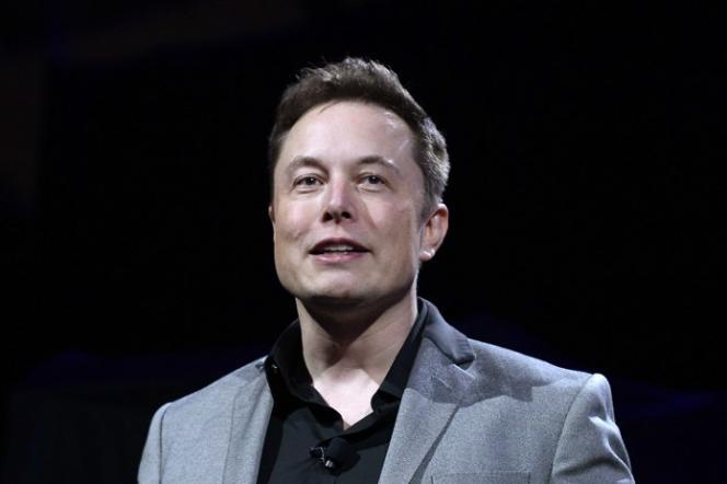 Elon Musk, le 30 avril 2015 à Hawthorne, en Californie.