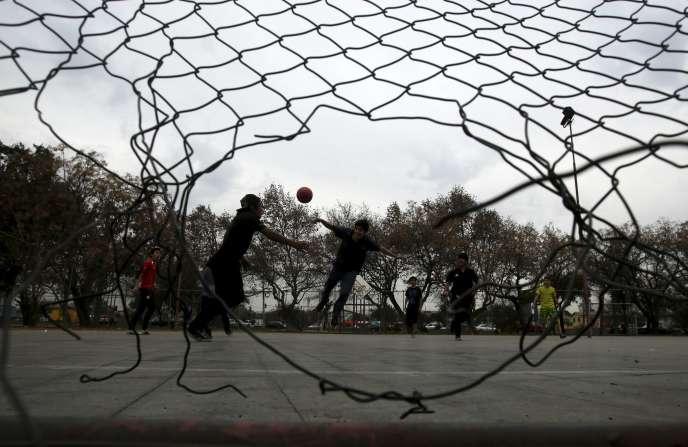 Santiago du Chili accueille la finale de la Coupe America de football, samedi 4 juillet.