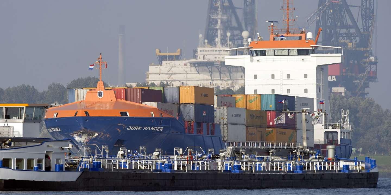La pollution du transport maritime plus dangereuse que celle du transport automobile