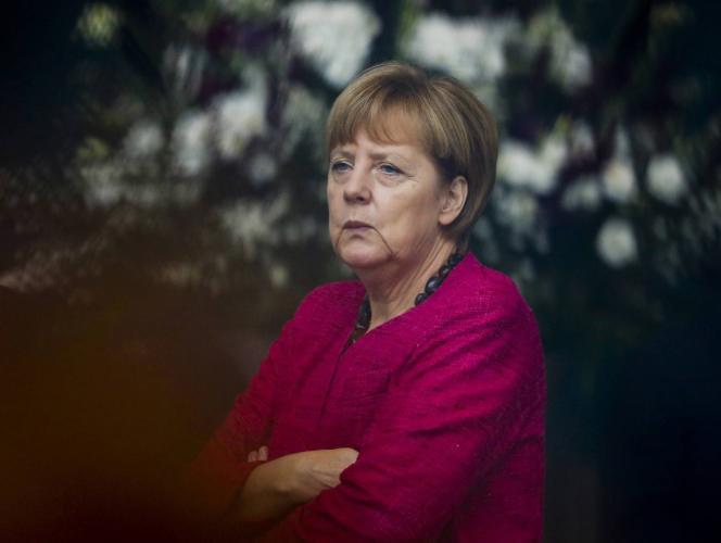 Si Angela Merkel ne pense pas, contrairement à son vice-chancelier, que la Grèce « a rompu les ponts » avec l'Europe, elle n'est absolument pas prête à faire la moindre concession.