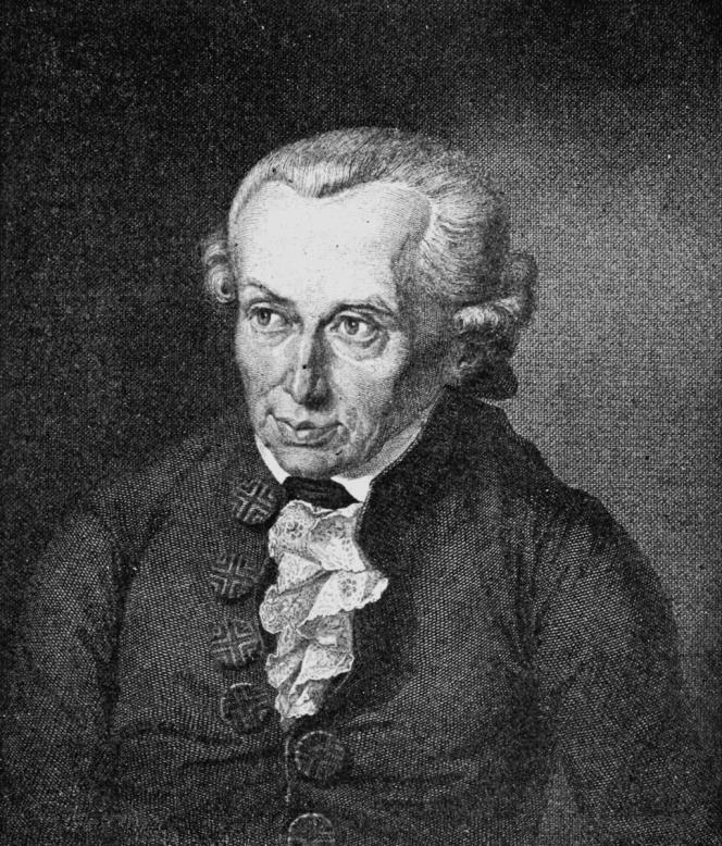 La chronique de Roger-Pol Droit, à propos du « Conflit des facultés et autre textes sur la révolution », d'Emmanuel Kant (photo).