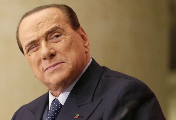 Silvio Berlusconi, le 4 décembre 2013.