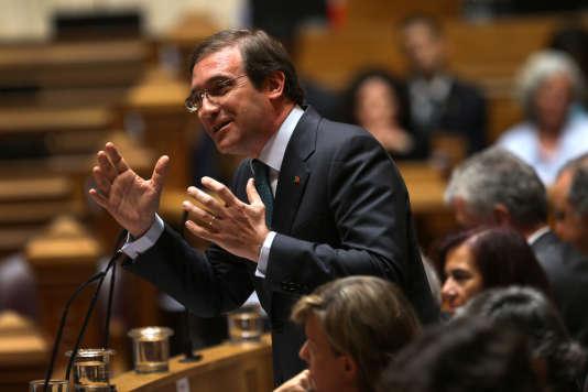 """Le premier ministre portugais Pedro Passos Coelho rétablit les """"visas dorés"""" destinés aux étrangers fortunés."""