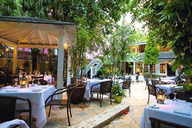 Le Café Matisse.