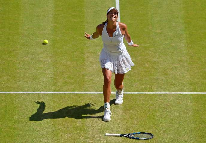 L'Espagnole Garbine Muguruza joue sa première finale de Grand Chelem, samedi à Wimbledon, contre Serena Williams, numéro 1 mondiale.