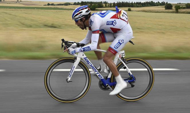 Thibaut Pinot doit encore retrouver sa forme du dernier Tour de France