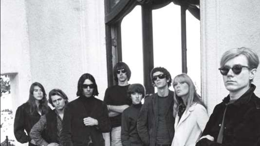 Andy Warhol et le Velvet Underground, Los Angeles, Californie, 1966