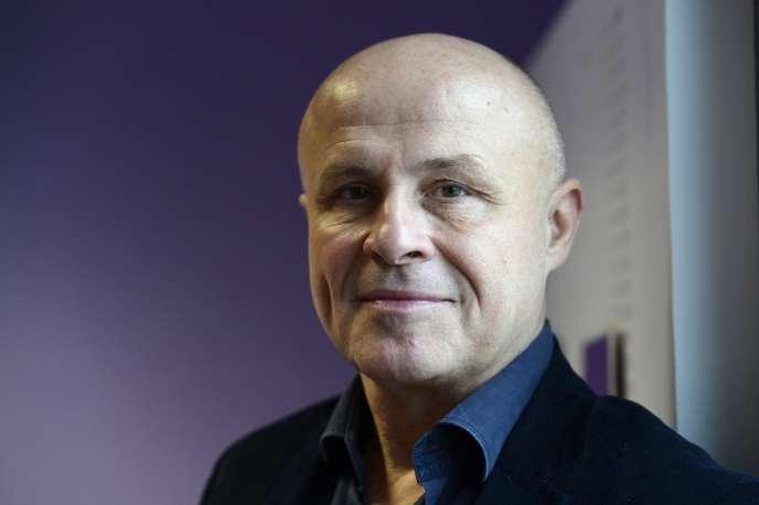 Olivier Poivre d'Arvor, qui était en poste depuis septembre 2010.