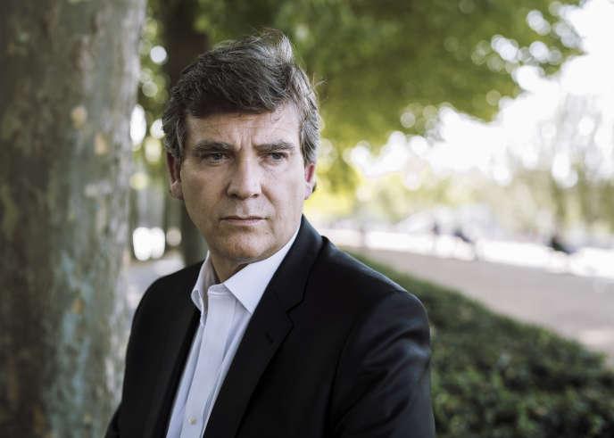 Arnaud Montebourg, à Paris, le 9juillet2015.