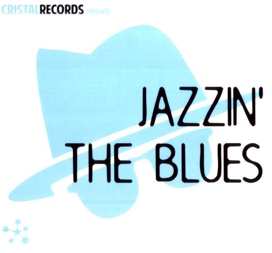 Pochette de l'album « Jazzin' the Blues ».