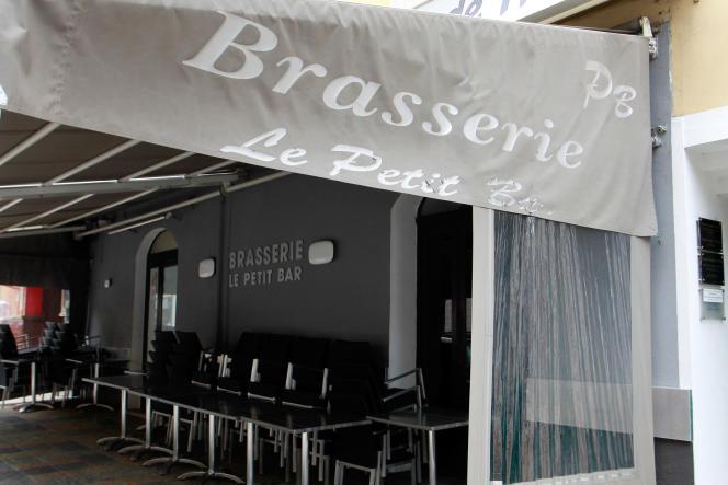 Le Petit Bar, à Ajaccio.