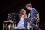 """Kate Aldrich et Jonas Kaufmann durant les répétitions de """"Carmen"""", à Orange."""