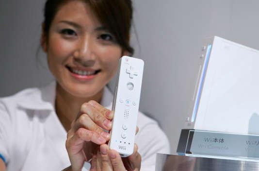 Sortie en 2006, la Wii a battu des records de vente.