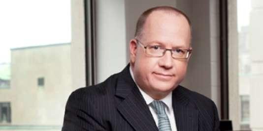 Peter Todd , nouveau directeur général de HEC