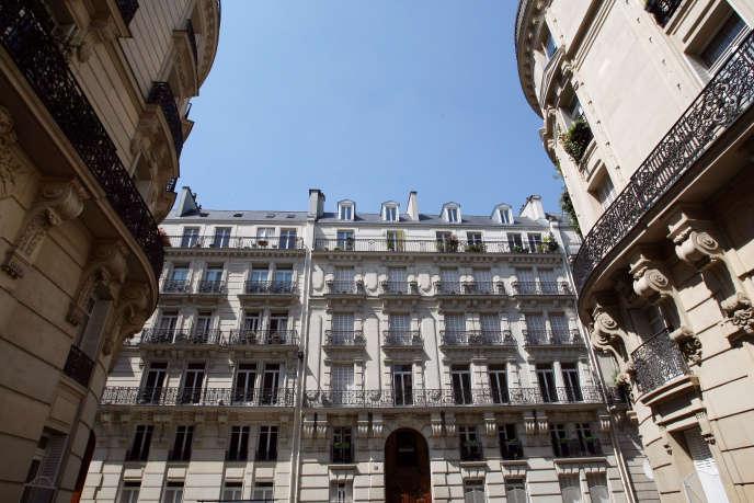 En Ile-de France, les prix se sont redressés au troisième trimestre, progressant de 0,8 % comparé au deuxième trimestre (après - 0,4 % les trois mois précédents).