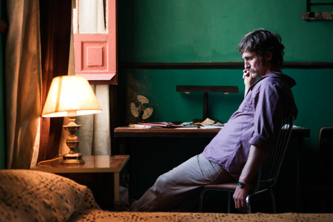 Film La Isla Minima. Raoùl Arèvalo incarne Pedro.